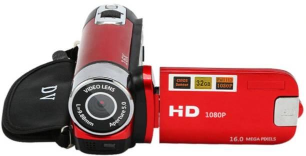 mytechvision 1080p HD 16x Digital Zoom 16x Digital Zoom Camcorder