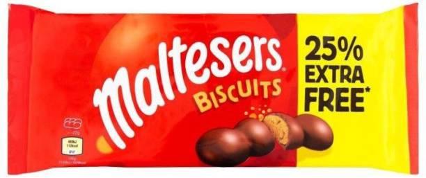 Mars Maltesers Milk Chocolate Biscuits, 110g