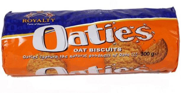 Royalty Oaties and Wholemeal Biscuits , 300g