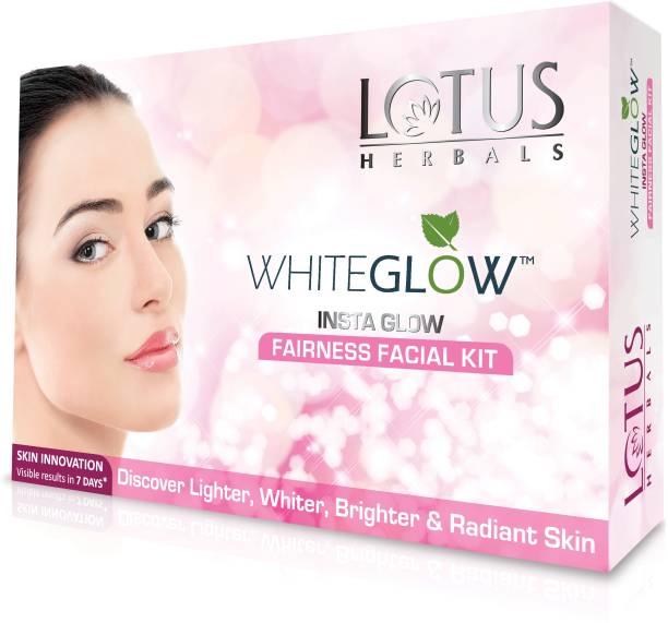 LOTUS White Glow Insta Glow Fairnes Facial Kit
