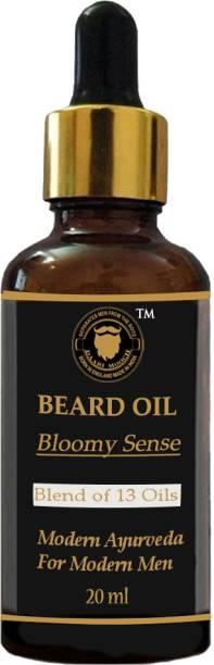 Daarimooch Bloomy Sense Beard Oil Hair Oil