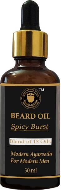 Daarimooch Spicy beard oil Hair Oil