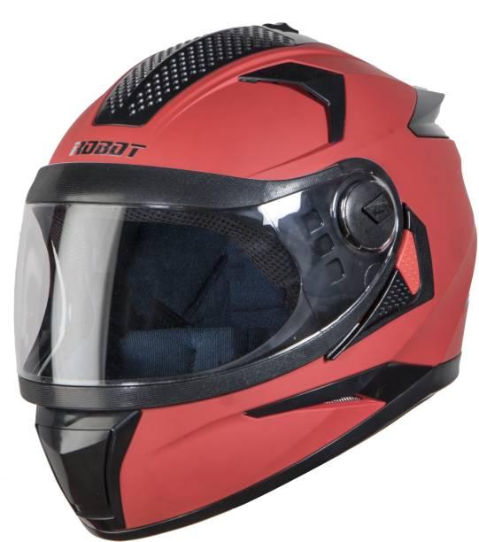 Steelbird SBH-17 Robot Mat Motorbike Helmet