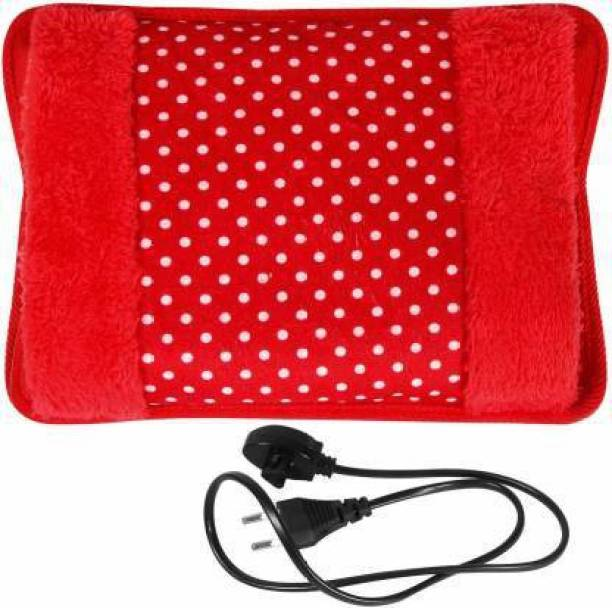 WBQ Electric velvet Heat Bag for Pain Relief /Hand Warmer/Warming Treasure/Hand Pillows/ Winter reliever with auto cut Hot Water Bag 950 ml Hot Water Bag