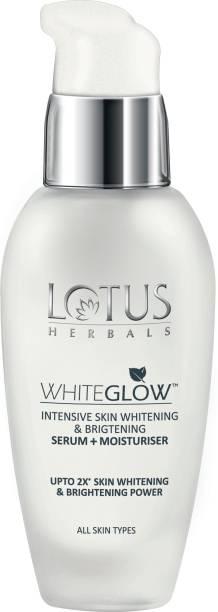 LOTUS Herbals White Glow Serum Moisturiser 30ml
