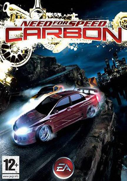 Need For Speed: Carbon game for pc ( 1 DVD in the box )