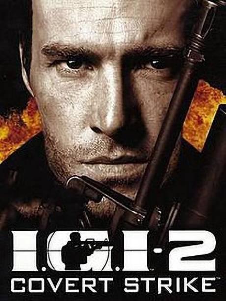 IGI 2 Covert Strike game for pc ( 1 DVD in the box )