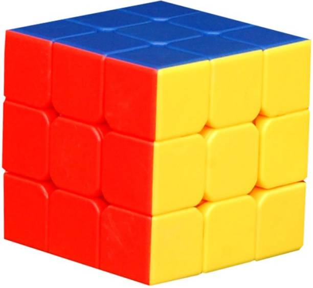TamBoora 100% Brand New 3x3x3 High Speed Ultra mooth Turning Magic Cube Learning & Educational Toy Puzzle