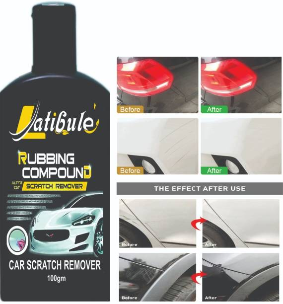 Latibule Scratch Remover Wax