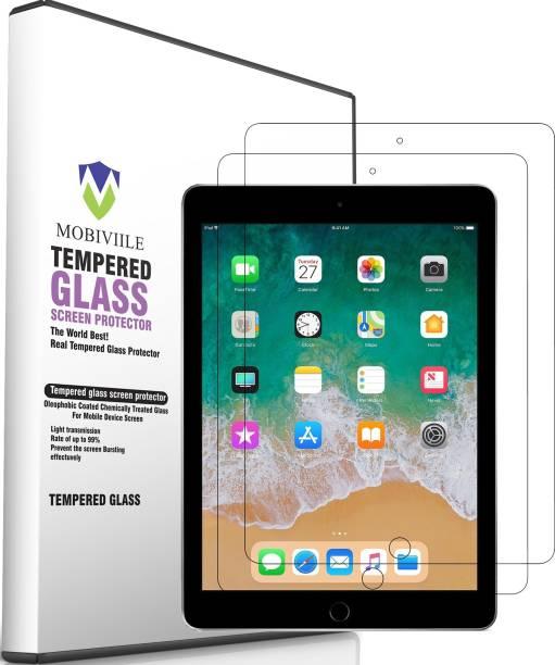 MOBIVIILE Tempered Glass Guard for Apple iPad Pro 10.5 Inch 2017, Apple iPad Pro 10.5 Inch 2019, Apple iPad Air 3