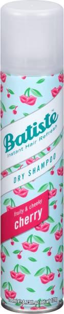 Batiste Dry Shampoo Fruity And Cheeky Cherry