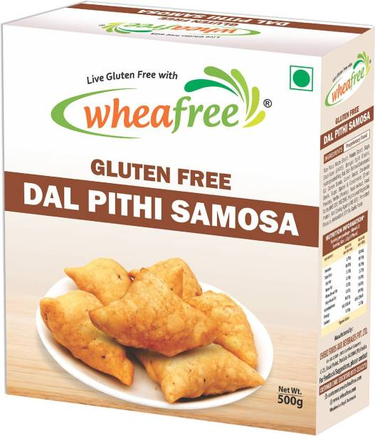 wheafree Gluten Free Dal Pithi Samosa (500g)