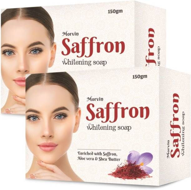 MORVIN INDIA Saffron Whitening