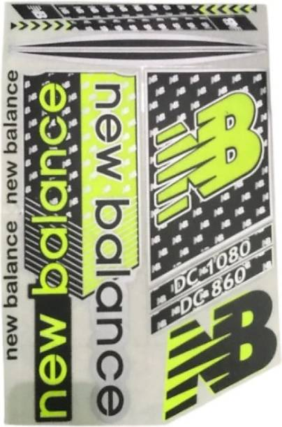 NB FLO (NB) NEW DC 1080 CRICKET BAT STICKER Bat Sticker