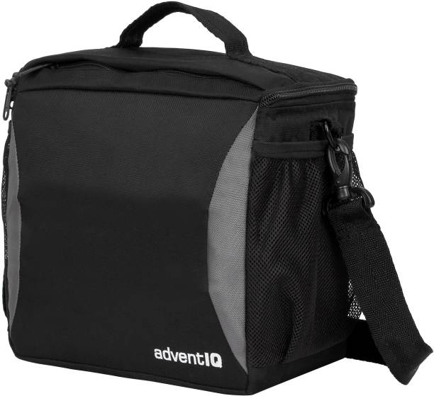AdventIQ DSLR/SLR Camera Bag-BNP 0273 Captura Black-Grey Clr  Camera Bag