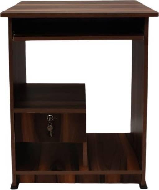 Old Wolf Furniture Engineered Wood Computer Desk