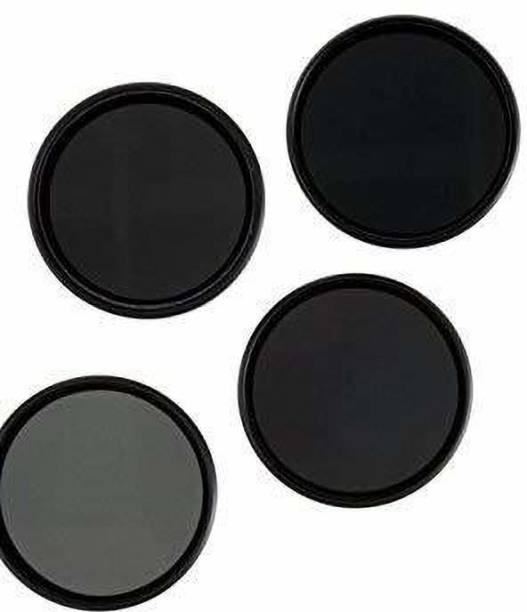 Hanumex 52MM ND2 ND4 ND8 ND16 ND FILTER KIT FOR D3100 D3200 D3000 D40 D60 18-55MM UV Filter