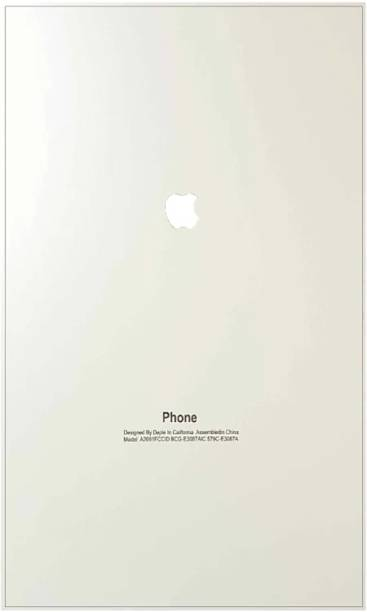 Sharp beak Apple iPhone X Mobile Skin
