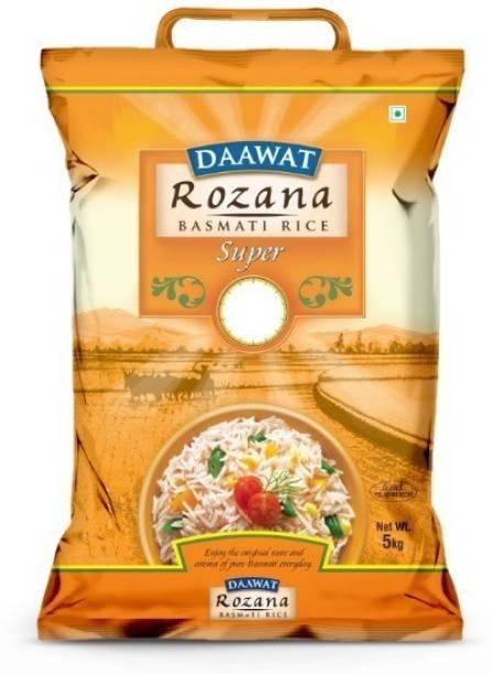 Daawat Rozana Super Basmati Rice (Medium Grain)