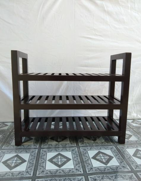 SFA Solid Wood Shoe Rack