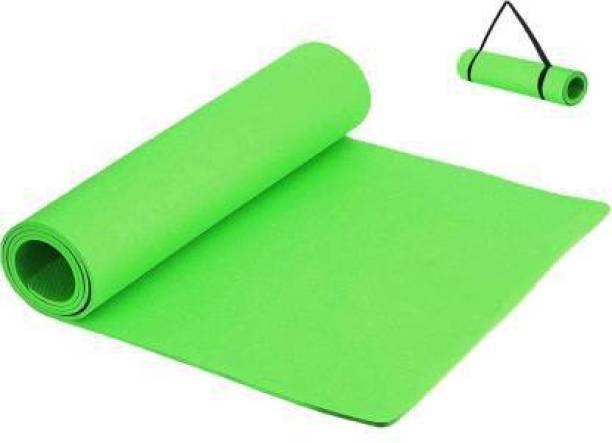 GROVERTEXOFAB ANTI-SKID GREEN 4 MM WITH STRAP 4 mm Yoga Mat