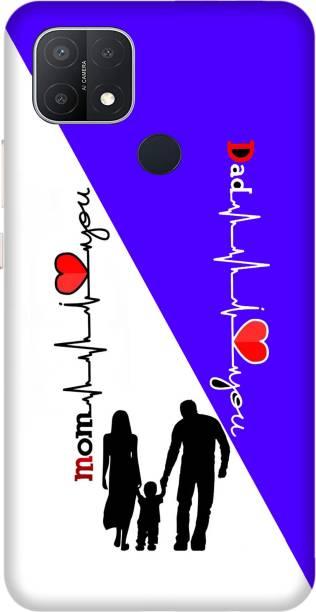 Vojica Back Cover for OPPO A15s