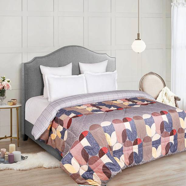 Signature Printed Double Comforter