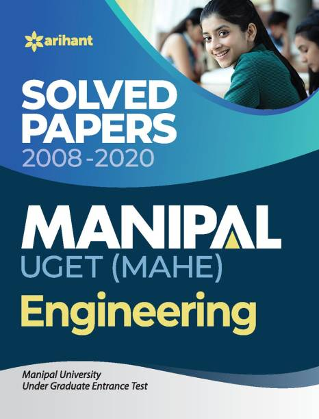 Solved Papers for Manipal Engineering 2021