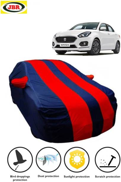 JBR Car Cover For Maruti Suzuki Swift Dzire (With Mirror Pockets)