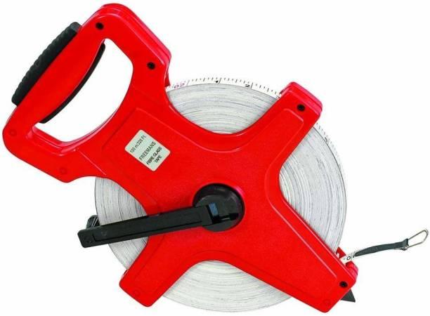 Qutbi tools 100M Freemans Mesasuring tape Measurement Tape Measurement Tape