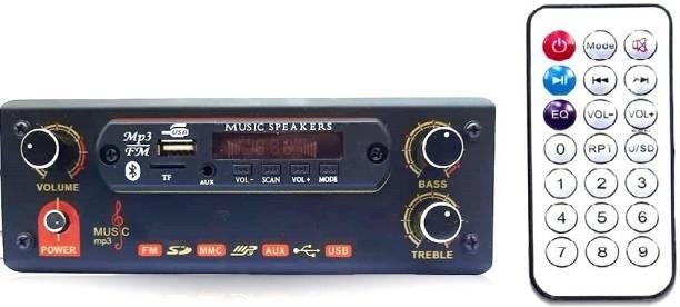 CRETO XN-1964BL Bluetooth Fm Radio Speaker USB/SD Card Player with Remote Supports AUX-IN FM Radio