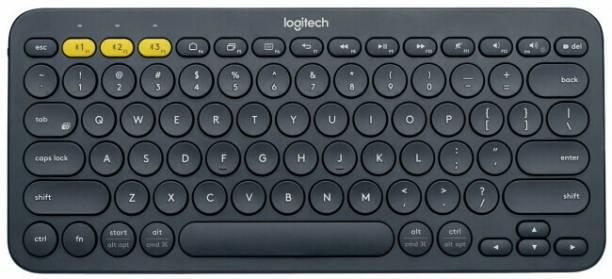 Logitech K380 Multi-device Keyboard Bluetooth Multi-device Keyboard