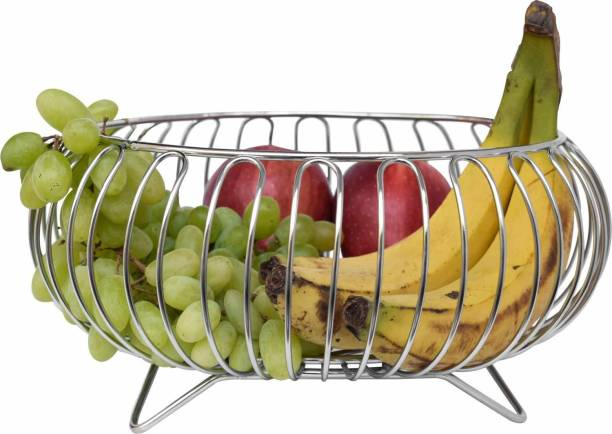 STOREMASTER Steel Fruit & Vegetable Basket