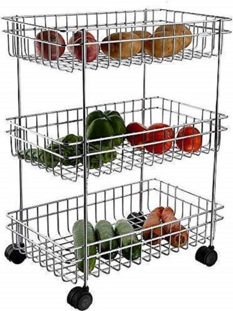 BRIGHTLIGHT Fruits/Vegetables Kitchen Rack