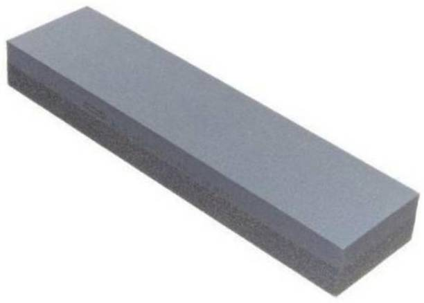 Visionplast Combination Stone Sharpener for Both Knives and Tool Premium Sharpening Stone For Sharpening Knives and Tool, Side Grit, Non Slip, Polishing Tool for Kitchen, Combination Stone, Best Grinding Device. Pack of 1. Knife Sharpening Stone (Ceramic) Knife Sharpening Stone