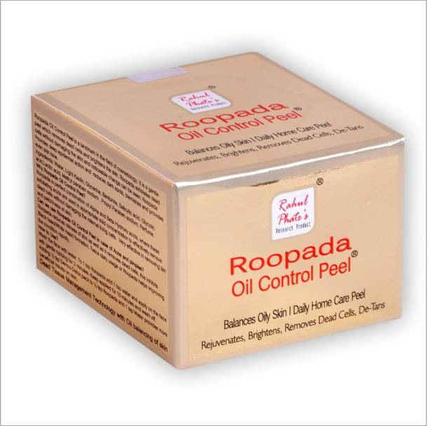 Rahul Phate's Research Product Raul Pte Roopada Oil Control Peel for Men 40g