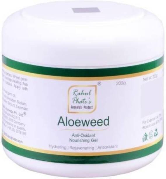 Rahul Phate's Research Product Rahul Phate Aloeweed Anti-Oxidant Micro Nourishing Gel for Men 200g