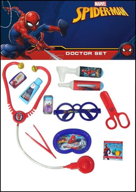 MARVEL Doctor set