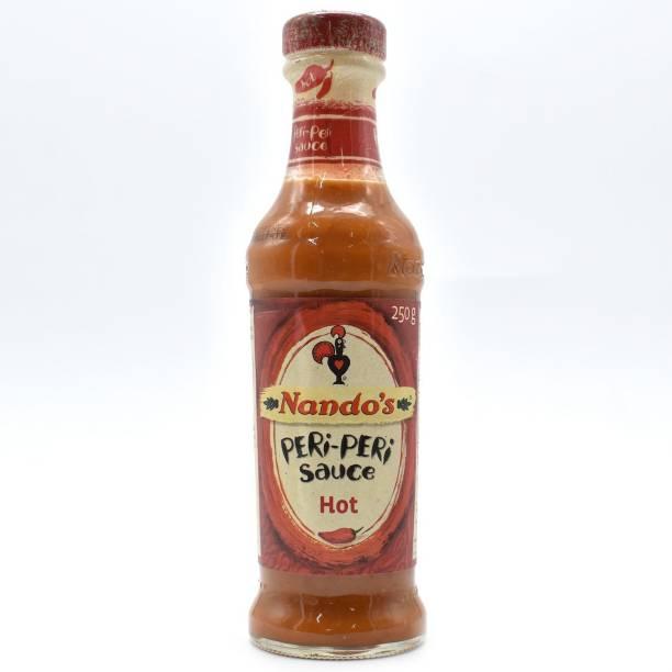 Nando's Peri-Peri Sauce Hot - 250g Sauce
