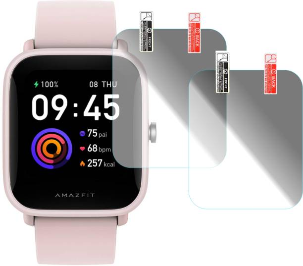 FINCH Impossible Screen Guard for Amazfit Bip U Watch