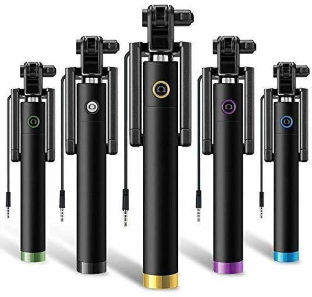 AARAV INDIA Cable Selfie Stick