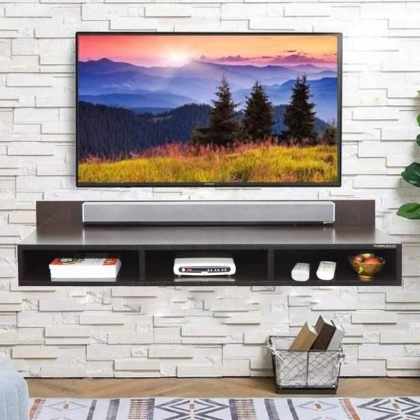 RIPPLEWUDS Parker (Wenge)(Large) Engineered Wood TV Entertainment Unit