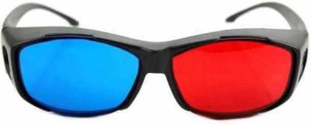 RingTel Video Glasses (Red & Blue) Video Glasses