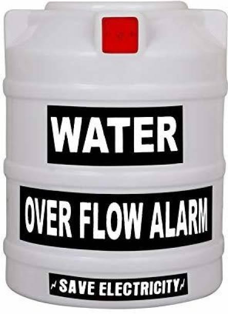 Jaskul Water Tank Overflow Talking/Voice Alarm Wired AC Water Leak Detector