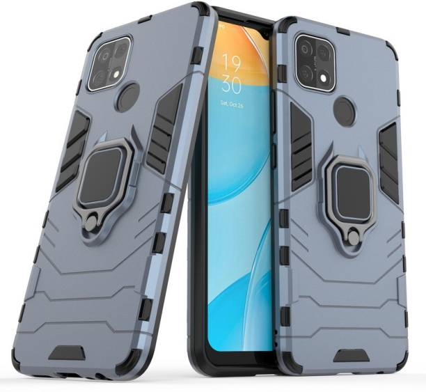 Cover Alive Back Cover for Oppo A15, Plain, Case