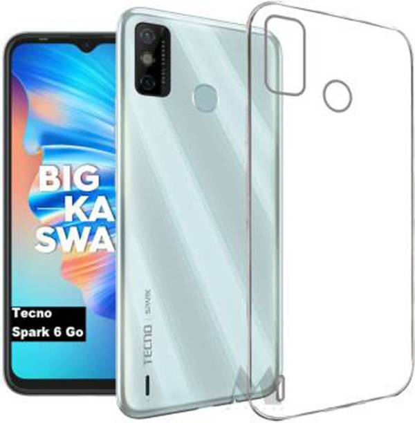 PRINT EVERYTHING Back Cover for Tecno Spark 6 Go