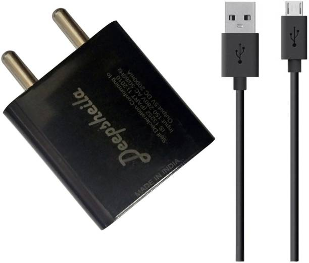 Deepsheila 2A. FAST CHARGER &SYNC/DATA CABLE FOR XIAOMI MI 4 LTE 5 W 2 A Mobile Charger with Detachable Cable