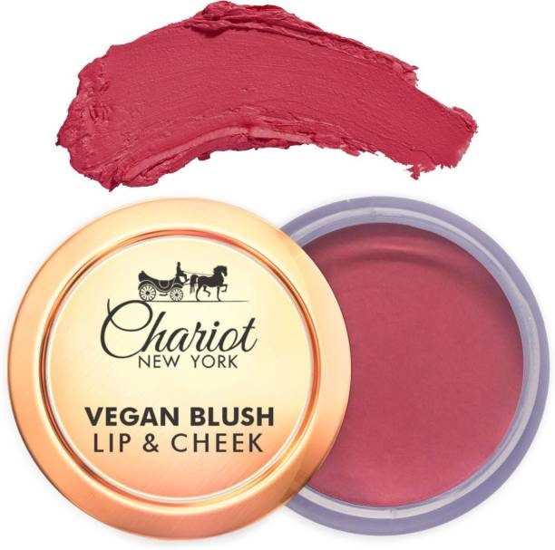 Chariot New york Vegan Lip & Cheek Blush