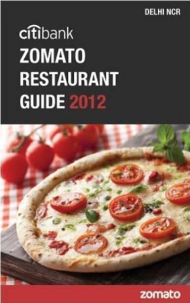 Citibank Zomato Restaurant Guide: Delhi-NCR
