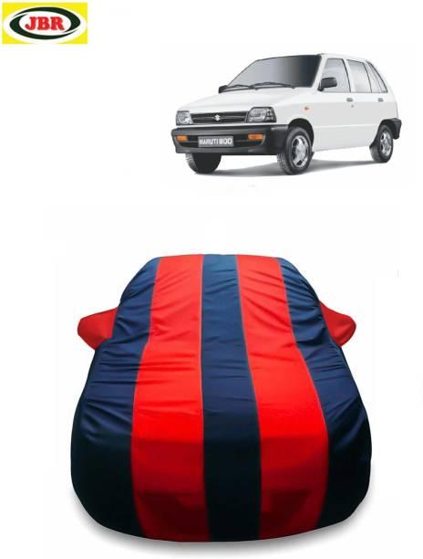 JBR Car Cover For Maruti Suzuki 800 (With Mirror Pockets)